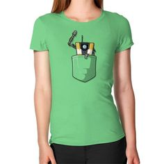 P0ck37 Women's T-Shirt