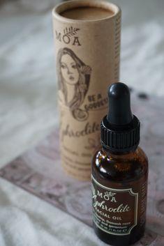 Talvea vastaan – MOA Aphrodite Facial Oil kasvoöljy - Turkooseja Unelmia