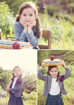 Back to School Portrait Session