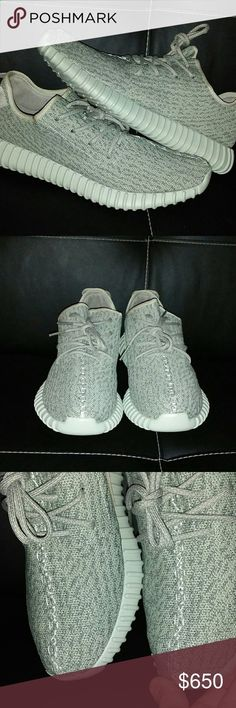 Adidas Men's Yeezy Boost 350 V2 Beluga Shoes, Size 7 D(M) US