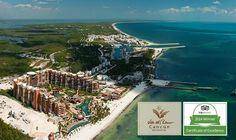 Take time to enjoy the beauty that surrounds you. #VilladelPalmar #Cancun