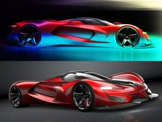 SRT Tomahawk Vision Gran Turismo: Design Story | Repinned by @keilonegordon