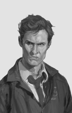 Daily Study #3 - True Detective | Alexandre Wolkmer