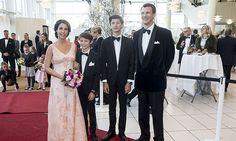 Josh Groban performs for Queen Margrethe of Denmark's 75th birthday