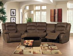Living Room Sets At Aarons aarons - woodhaven tahoe ii sectional sofa group | furniture