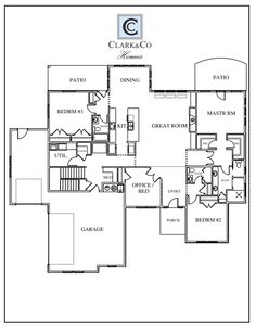 Clark and Co. Homes   PLANS