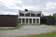 Gausvik church, built in 1979, Norway