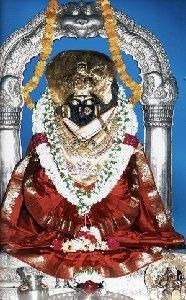 Sri Sri Sri Jogulaamba Temple In Alampur , Mahabubnagar  Sri Sri Sri Jogulaamba temple, the fifth of the famous 18 Shakthi Peethas, and Sri Bala Brahmeshwara Swamy(Lord Shiva) Temple in Alampur, Mahabubnagar Dt. As reference in Vedas suggests, Alampur is the Dakshina Dwaaram or southern entrance of Srishailam.