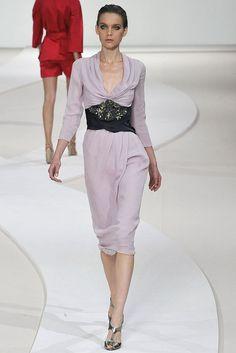 Valentino Spring 2009 Ready-to-Wear Fashion Show - Taryn Davidson
