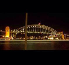 Sydney ha our bridge