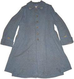 Manteau de sous-lieutenant d'infanterie
