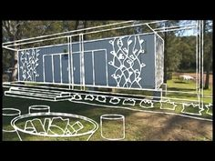 A Bloody Spectacular $50k Shipping Container Home Packed With Great Ideas - Tiny House for UsTiny House for Us