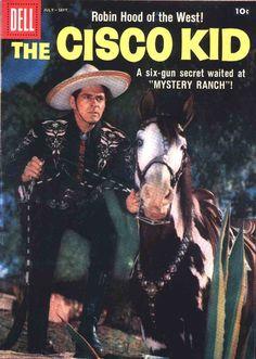 The Cisco Kid #40 (Dell Comics / Western Publishing)