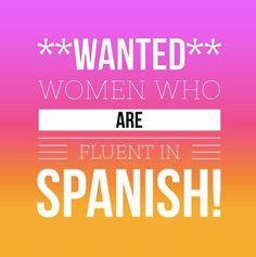 Jamberry seeking spanish speaking women