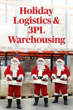 Managing the volume of shoppers this time of year can be especially difficult. Here is how you can utilize your holiday logistics & Warehousing. Nebraska, Warehouse, Ronald Mcdonald, Holiday, Fictional Characters, Vacation, Holidays, Magazine, Fantasy Characters