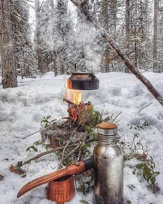 Imagine how crisp the air is here. Wow. Amazing. Coffee or tea will taste 100x better here  #Repost @offthegridguide  Hot coffee is better when your fingers are cold. Make fire with kits by @superessestraps  PC @scandinature  Another shot from yesterday's camp  #outdoorlife #outdoors #norrland #sweden #naturelovers #bushcraft #bushcraftsverige #scandinavia #woodland #swedishnature #forestlife #wilderness #friluftsliv #neverstopexploring #hiking #vandring #outdooradventures #optoutside…