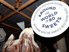 50 desserts from around the world Desserts Around The World, Around The Worlds, Ant Bites, Travel Usa