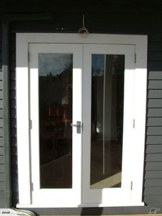 Kauri French Villa Doors | Trade Me | Entries, Hallways & Stairs ...