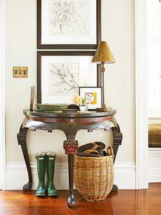 10 ways to de-clutter your home