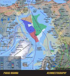 Arctic Sea Claims and possible future developmen