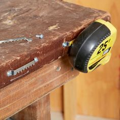 Picture Hanger Tape Measure