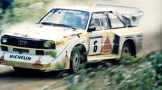 INSANE Audi Quattro Sport S1 1000 Lakes Group B Rally (Pure Engine Sound) VIDEO -> http://mylifeatspeed.com/insane-audi-quattro-sport-s1-1000-lakes-group-b-rally-pure-engine-sound/ #groupb #audi #rallycar #vintageracing #racing #rally #earcandy