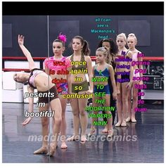 Lol thoughts learning the dance Dance Moms Moments, Dance Moms Quotes, Dance Moms Funny, Dance Moms Facts, Dance Moms Dancers, Dance Mums, Dance Moms Girls, Mom Pictures, Dance Pictures
