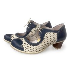 9383c94f9157 Brako 6605 Summer Oxford Laced-up