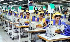Sewing machine plays an important role in readymade garments sector. Different sewing machines are used for different purposes.