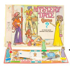 "Mystery Date, from ""Whatever Happened to Pudding Pops?"""