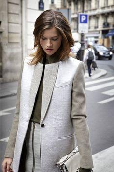 7 looks de Kasia Struss