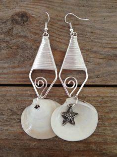Dosinia earrings