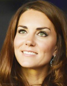 """Catherine, Duchess of Cambridge. """"Beauty in your heart always shines brilliantly in your eyes, because eyes are the windows to your soul."""" - Deodatta V. Shenai-Khatkhate"""