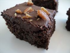 LOW CARB DIET AS A LIFESTYLE: MIRACLE BROWNIES
