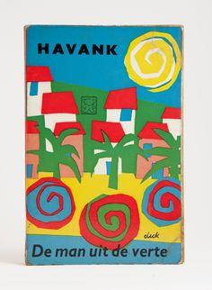 """Cover-Illustration by Dick Bruna for """"Zwarte Beertjes"""""""