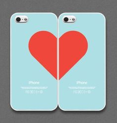 Love Pairs iPhone Cases