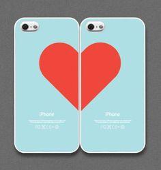 Love Pairs iPhone Cases