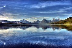 Lake McDonald, Glacier National Park,Montana, USA