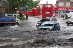Flooded Roads, Monster Trucks, Vehicles, Car, Automobile, Rolling Stock, Vehicle, Cars