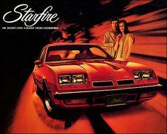 1975 Oldsmobile Starfire