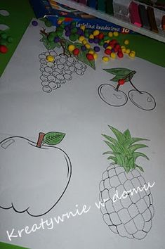 Plastelinowe zabawy czyli jak ćwiczymy motorykę małą   Kreatywnie w domu
