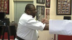 A 78-year-old Beaumont man has earned the highest rank in martial arts.  Fred Simon is a Beaumont martial arts instructor who just earned the 10th degree black belt, the highest rank in martial arts. Not only that, he's the first African American in Texas to do so.  Link: http://www.12newsnow.com/story/21849185/beaumont-martial-arts-instructor-breaking-boundaries