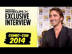 Cate Blanchett & Lee Pace 'The Hobbit: The Battle of the Five Armies' Interview: SDCC (2014) HD - YouTube