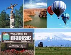 City of Madras, Oregon Madras Oregon, Seattle Neighborhoods, Oregon Washington, State Of Oregon, Pacific Northwest, Idaho, Wyoming, Google Images, Montana