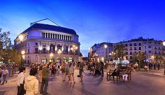 La plaza de Isabel II