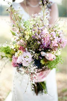 Spring Styled Bridal Shoot by Melissa Wilson Photography