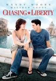 Corka Prezydenta 2004 Chasing Liberty Chasing Liberty Romantic Comedy Film American Princess