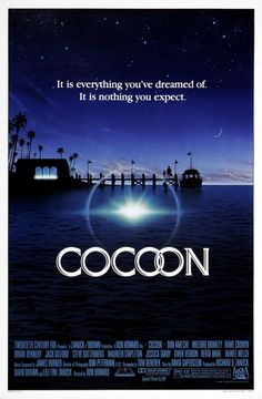 Top 10 Post-1980 Movies With The Highest Real-Life Death Rates - Cocoon (1985, 25.6% Death Rate)