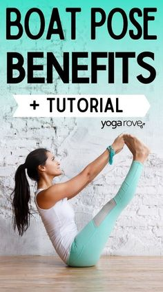I have always wanted to strengthen my core and yoga is the best way to do that. practicing boat pose will get your core strong and help you lose weight. Boat Pose Yoga, Yoga Routine For Beginners, Easy Yoga Poses, Sup Yoga, Yoga At Home, Yoga For Weight Loss, Yoga Flow, Pilates Reformer, Best Yoga