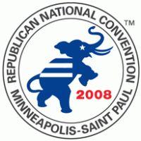 GOP '08 Convention Logo